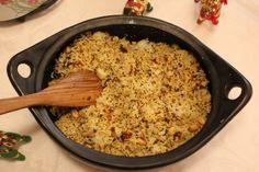 Indian brown rice recipe