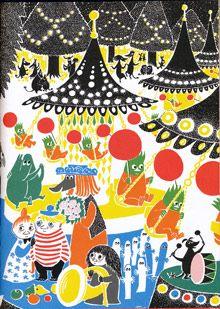 moomin midsummer party