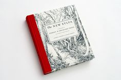 Book Design Inspiration: The New Sylva - Celebrating the UK's Forests and Trees