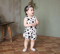 HAPPY PRINCE - BRAND - Korean Children Fashion - #Kfashion4kids - Egon Romper
