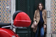 Um Blog Fashion | Blog de Moda | Fashion Blog | Street Style | Look : VESPA