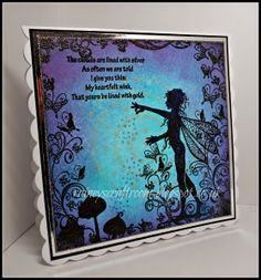Beautiful cards made for February's Blog Challenge with Lavinia Stamps