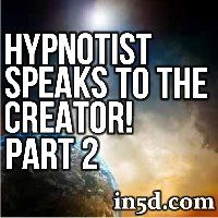 Part 2 of a Quantum Healing Hypnosis Therapy session where a QHHT therapist spoke directory to our CREATOR and was told some stunning revelations!