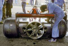Niki Lauda, Brabham BT46 1978 Swedish Grand Prix