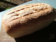 Romertopf bread