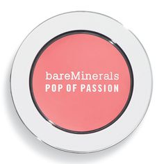 bareMinerals® Limited Edition Pop Of Passion™ Blush Balm 2g - I can't wait to try one of these new blushes from the bareMinerals Summer Collection, as I love cream blushes! #feeluniquemagpies