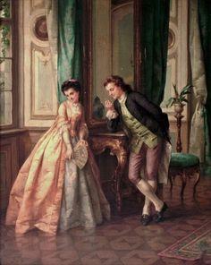 Erdmann, Otto (b,1834)- Sure of Himself