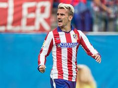 Antoine Griezmann has been mightily impressive for Atleti this season