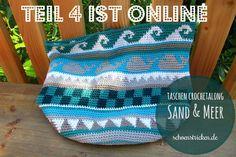 Teil 4 ist online crochetalong von schoenstricken