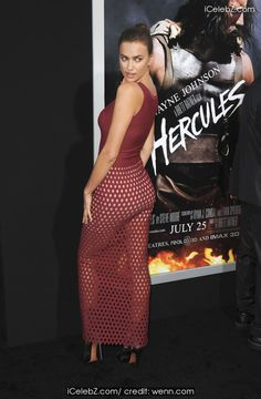 Irina Shayk Los Angeles premiere of 'Hercules' by Paramount held at the TCL Chinese Theatre http://icelebz.com/events/los_angeles_premiere_of_hercules_by_paramount_held_at_the_tcl_chinese_theatre/photo17.html