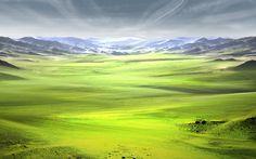 steppe planet