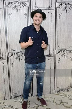 Gavin DeGraw attends AOL Build to discuss his new album 'Something Worth Saving' at AOL HQ on August 30, 2016 in New York City.