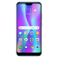 Buy Phantom Blue Honor 10 Dual SIM Smartphone, Android, LTE, SIM Free, from our View All Mobile Phones range at John Lewis & Partners. Free Delivery on orders over Video Google, Sims, Music Videos, Smartphone, Android, Samsung, Iphone, Mobile Phones, Bluetooth