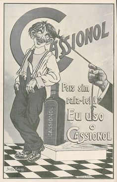 Todos os tamanhos | Cassionol - Hemeroteca : http://hemerotecadigital.cm-lisboa.pt/OBRAS/IlustracaoPort/1915/N491/N491_item1/P35.html | Flickr – Compartilhamento de fotos!