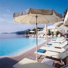 Excelsior Palace Hotel, Rapallo Italy.