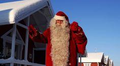 Christmas House Santa: Visit of Santa Claus in cottage of Santa Claus Holiday… Santa Claus Photos, Santa Claus Village, Lapland Finland, Arctic Circle, Holiday, Christmas, Cottage, House, Xmas