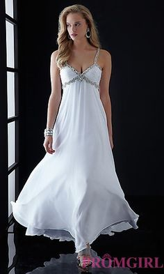 V-Neck Long Jasz Formal Dress 4532 at PromGirl.com  $199