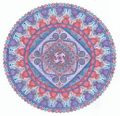 This is Truth in Life colored by Lois S. One of 100+ printable mandalas you can color too! https://mondaymandala.com/m/truth-in-life?utm_campaign=sendible-pinterest&utm_medium=social&utm_source=pinterest&utm_content=truth-in-life&utm_term=fancolor