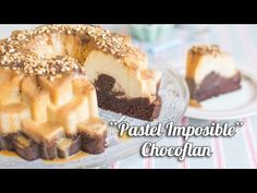 Chocoflan o Pastel Imposible | La combinación perfecta! - YouTube