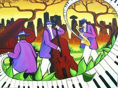 Jazz- Serge Dube - New Style
