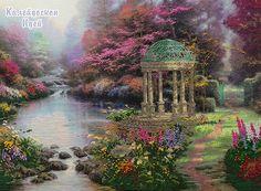 Candamar 51306 Садовая беседка (Сад молитвы, The Garden of Prayer)