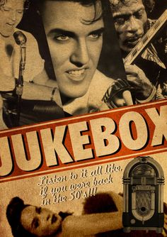 Jukebox advertising vintage by ~rodrigoounao on deviantART