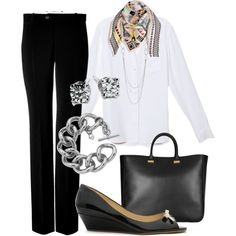 Strictly Business, created by susanstreet on Polyvore for stoneridgevilla.blogspot.com
