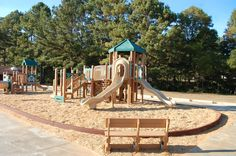 The Friends of Blue Springs State Park in Clio, Alabama went green by placing this Playtopia Play structure at Blue Springs State Park. This structure is manufactured from recycled materials and is responsible for the reclamation of approximately 48,650 plastic containers and 85 tires! Our products are manufactured according to the standards set forth by the ASTM F1487, CPSC Public Playground Safety Handbook, and designed in accordance with the standards required for ADA Accessibility.