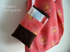 Pickup Some Creativity: Cell Phone Cozy Tutorial