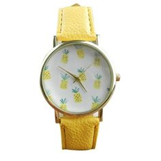 Yellow Pineapple Watch – Lulugem.com https://www.lulugem.com/collections/pineapples/products/yellow-pineapple-watch?variant=36870862531