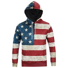Men's 3d Prints Graphic Hooded Hoodies - Many Styles and Colors