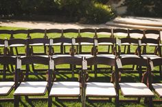 wooden folding chairs made elegant.