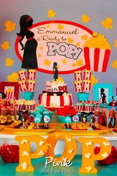 """Ready To Pop"" Baby Shower via Kara's Party Ideas   KarasPartyIdeas.com (2)"