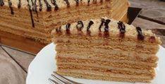 Recept: Tökéletes házi Marlenka egy cukrásztól, jobb és sokkal olcsóbb mint a bolti