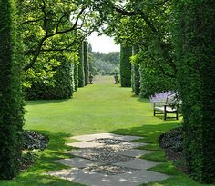 arley hall and gardens cheshire england | by plot19