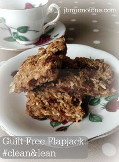 Guilt Free Flapjack: The easiest recipe you will ever find! - Mum Of One Detox Recipes, Healthy Recipes, Healthy Meals, Delicious Recipes, Healthy Food, Clean Eating, Healthy Eating, Food Journal, Guilt Free