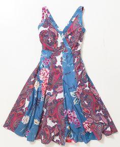 Joe Browns Summer Loving Dress - SimplyBe. Returned it, too low-cut. :( #dresses #plussize #fashion