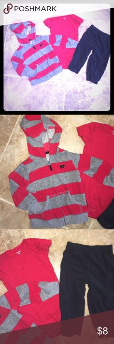 Carter's 12m outfit Excellent condition. Smoke free home Carter's Matching Sets