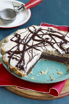 Mississippi Mud Pie  - CountryLiving.com