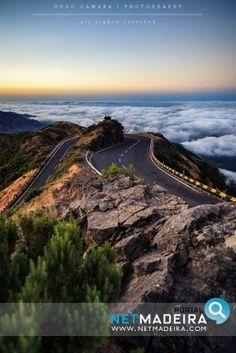 Estrada da Encumeada, Madeira
