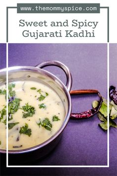Kadhi is basically a sweet and spicy yogurt soup! For me it is a comfort food that I make at least once a week. Try it out and let me know what you think! #kadhirecipe #quickrecipes #indianrecipes #gujaratirecipes @gujaratikadhi