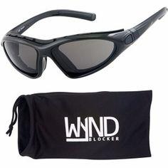 55b36d3b0 Sun Glasses - WYND Men's Sunglasses, Sports Sunglasses, Polarized  Sunglasses, Black Smoke,