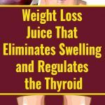 Weight Loss Juice That Eliminates Swelling and Regulates the Thyroid Alkalize Your Body, Detox Your Body, Thyroid Disease, Thyroid Health, Trying To Lose Weight, Weight Gain, Diet Drinks, Healthy Drinks, Healthy Meals