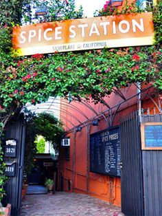 the Spice Station Silver Lake