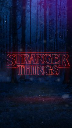Resultado de imaem para stranger things wallpaper