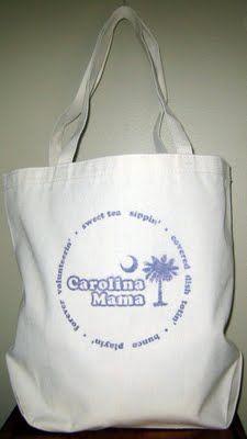 Natural Luxe - carolina mama bag