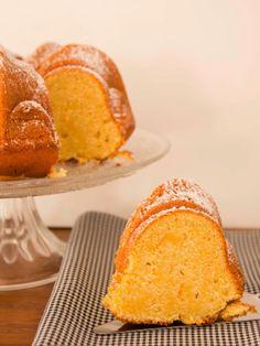 Muffin Galaxy: BUNDT CAKE DE NARANJA Y MANDARINA