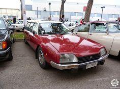 Citroën CX Break Salon Auto e Moto d'Epoca Padoue www.newsdanciennes.com