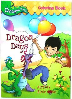 Dragon Day, Dragon Tales, Gummy Bears, Book Nooks, Coloring Books, Childhood, Vintage Coloring Books, Infancy, Gummi Bears