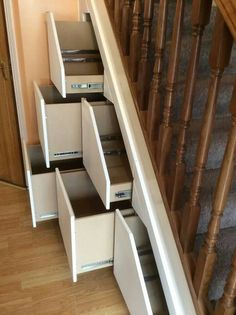 Even better idea than the other stair draws.